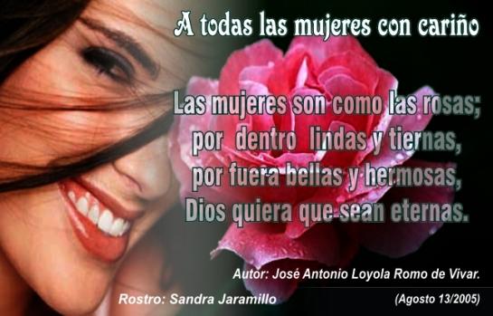 01 Las Mujeres, como las Rosas (13-08-2005)