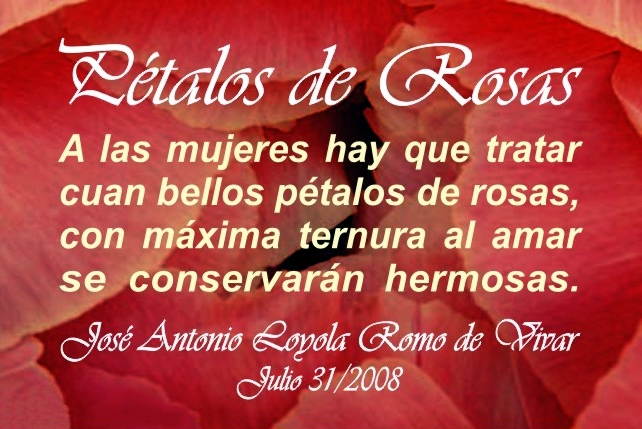 Rosas poemas - Imagui
