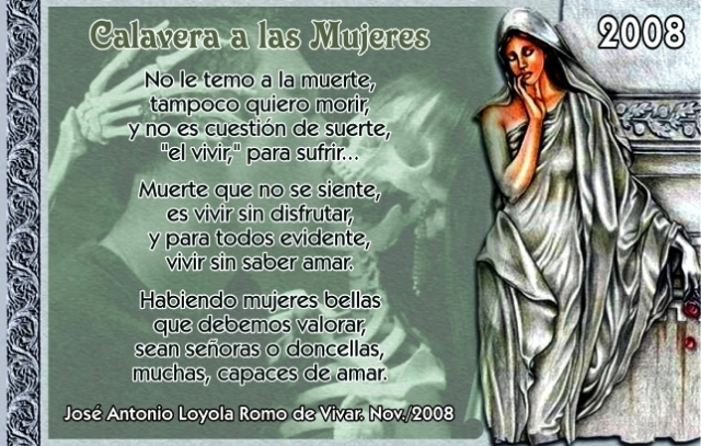 06 Calavera a las Mujeres (02-11-2008)