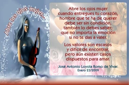 07 Abre los Ojos Mujer (23-01-2009)