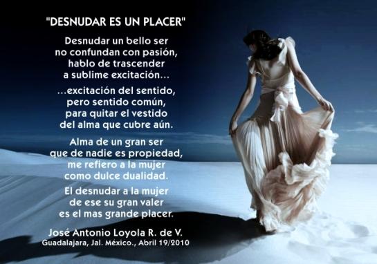 11 Desnudar es Un Placer (19-04-2010)