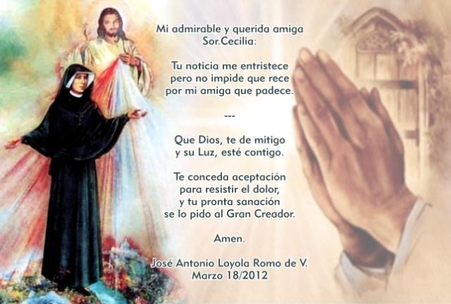 18 B a Sor.Cecilia (18-03-2012)