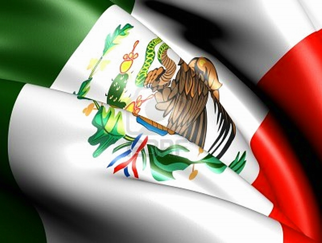 Bandera De México 001 Rincon Poetico Loyola