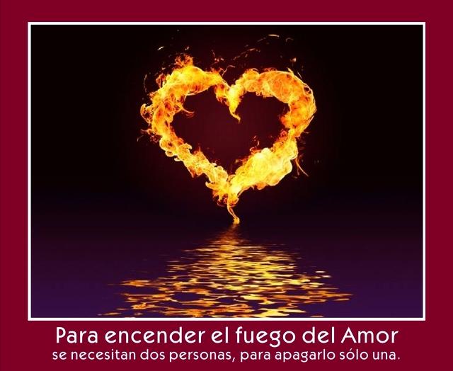 Para Encender el Fuego del Amor... 01