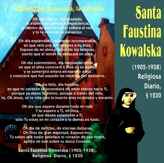 Santa Faustina Kowalska 01