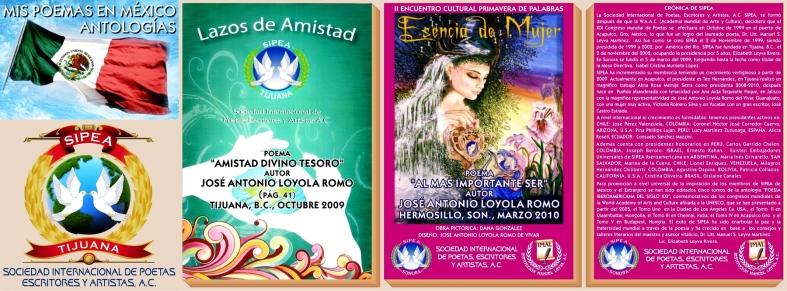 VER MIS POEMAS PUBLICADOS en MEXICO (CLIC)