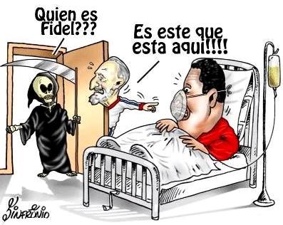 La Calaca, Busca a Fidel Castro... 01