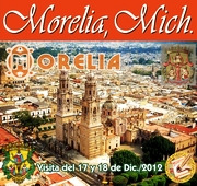 VER FOTOS de mi VIAJE por MORELIA, Mich. (CLIC)