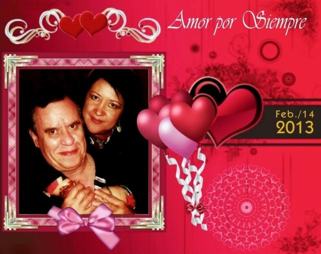 Amor por Siempre, 14 de Feb.2013