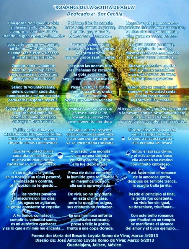 Poema a Sor.Cecilia (de Chayo)