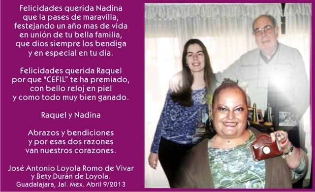 16 G a Raquel Teppich (ARG.