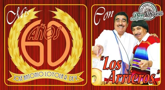 2013 01 19 Mi 60 Aniversario (01)