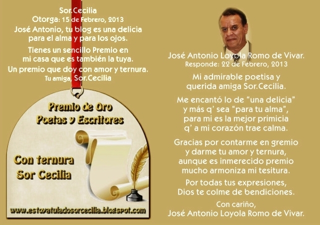 18 J a Sor.Cecilia (22-02-2013)