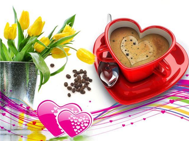 Café - Corazón 02