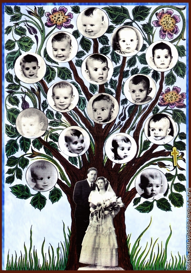 01 Genealogía LOYOLA ROMO de VIVAR