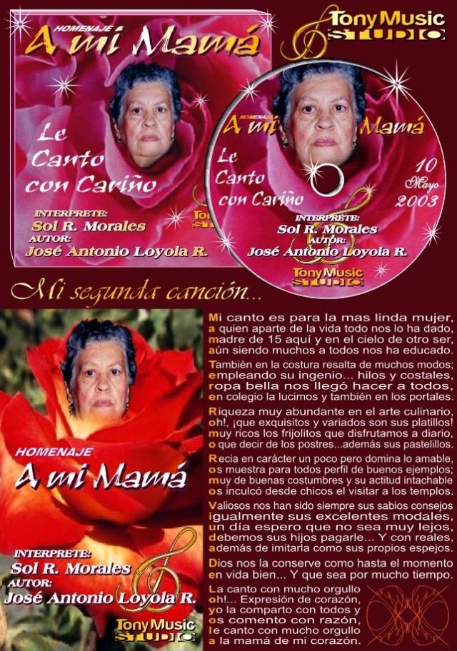 2003 05 10 Le Canto a Mi Mamá 01