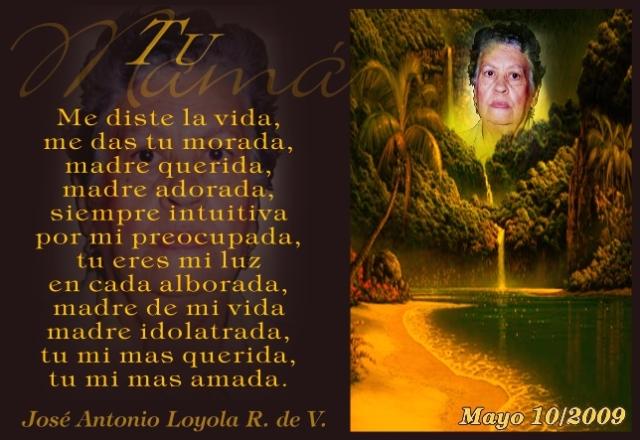 2009 05 10 Tú, Mamá 01