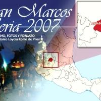 Feria: SAN MARCOS, Ags.