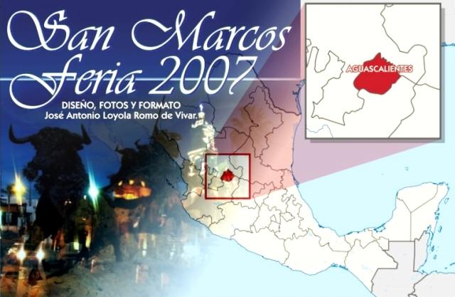 001 San Marcos, Feria 2007 y Mapa (01)
