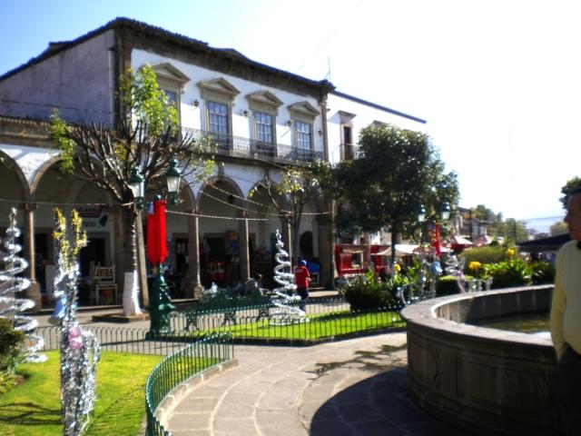 04 Plaza Principal de Quiroga, Mich. 01