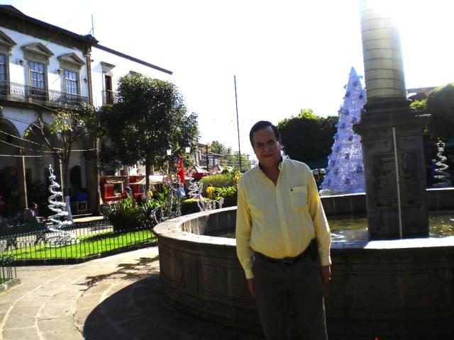 04 Plaza Principal de Quiroga, Mich. 02