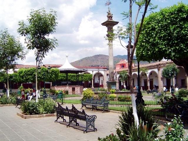 04 Plaza Principal de Quiroga, Mich. 07
