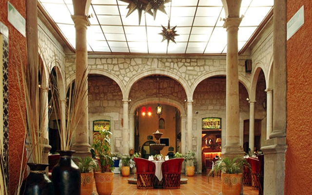 05 Hotel Howard Johnson, Morelia 02