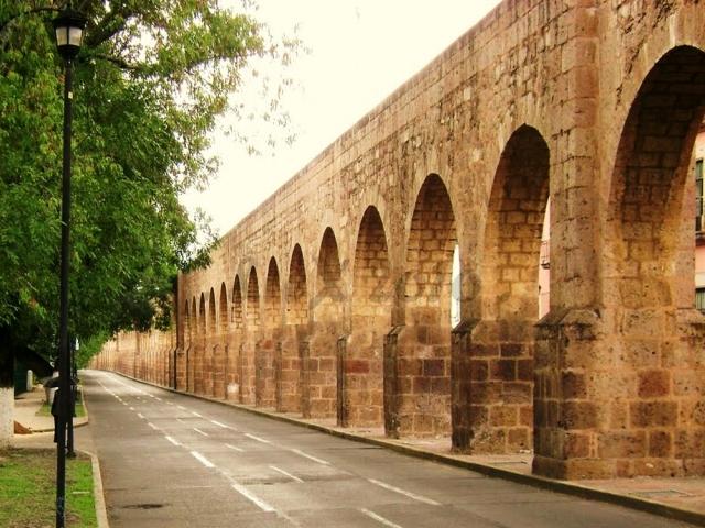 06 Acueducto de Morelia 06