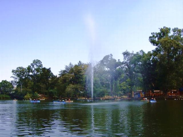 07 Lago del Zoológico de Morelia 01