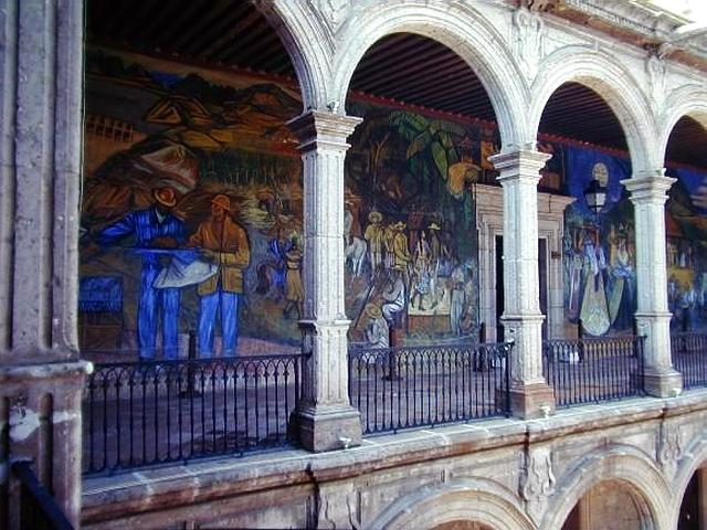 07 Palacio de Gobierno (Murales) 01