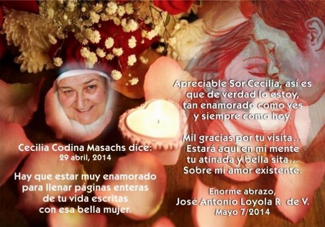 Poema a Sor.Cecilia 2014 05 07