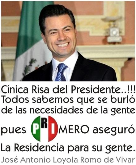 Peña Nieto, Se Burló (01)