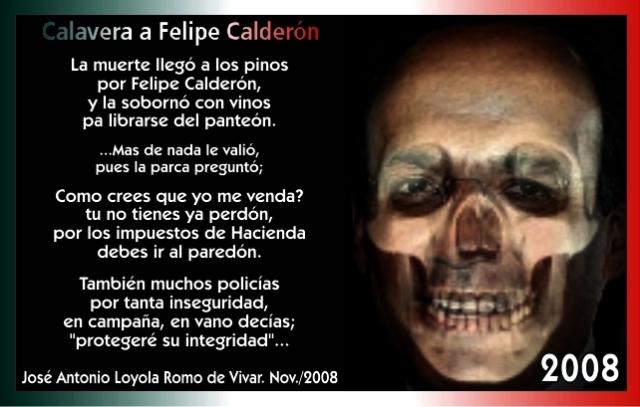 2008 11 02 Calavera a Calderón (01)