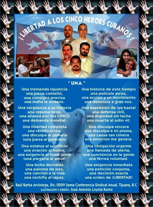 2009 05 08 Libertad a Los 5 Héroes Cubanos