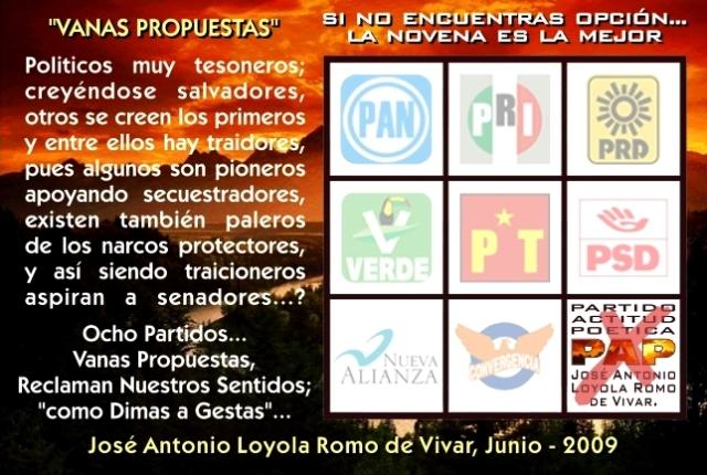 2009 06 24 Vanas Propuestas (01)