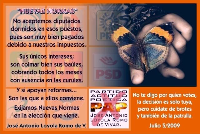 2009 07 05 Nuevas Normas (01)