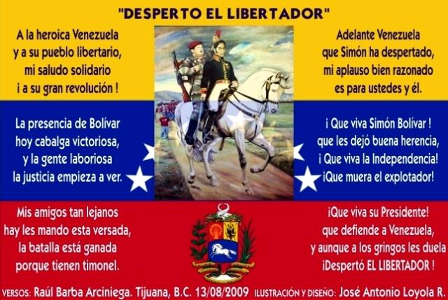 2009 08 13 Despertó el Libertador (01)