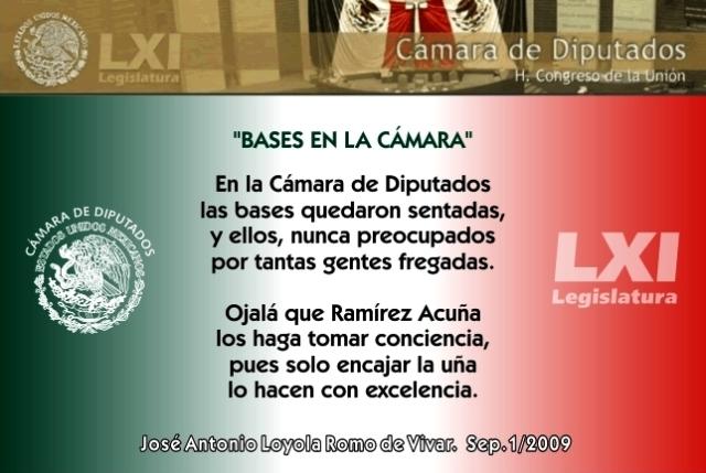 2009 09 01 Bases en La Cámara (01)