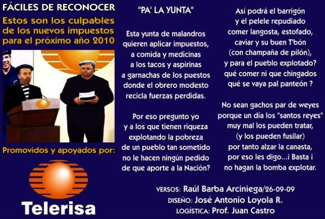 2009 09 26 Pa' La Yunta (01)