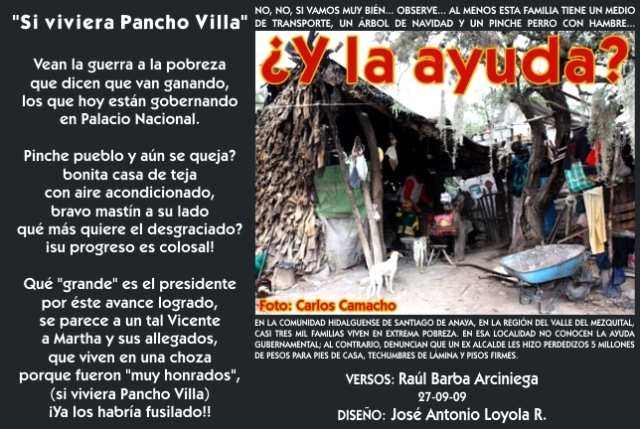 2009 09 27 Si Viviera Pancho Villa (01)