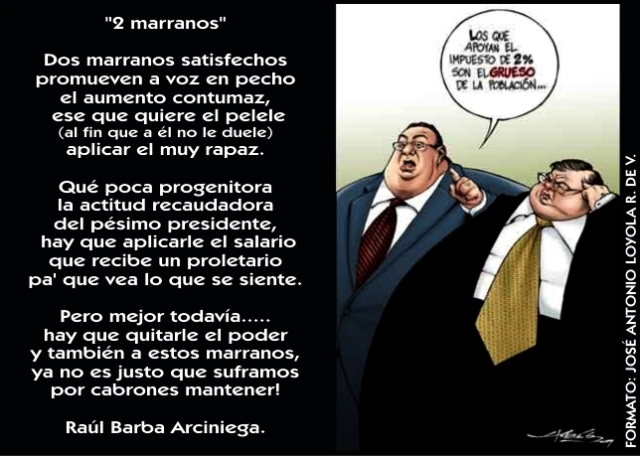 2009 09 30 '2 Marranos' (01)