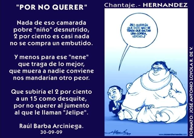 2009 09 30 Por No Querer (01)