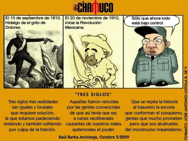 2009 10 05 Tres Siglos (01)