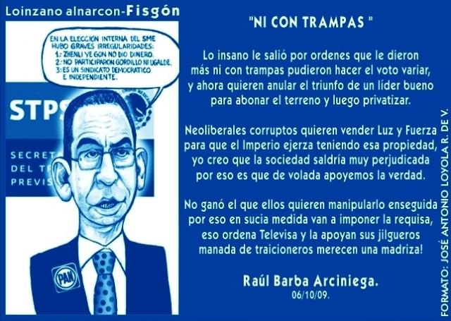 2009 10 06 Ni con Trampas (01)