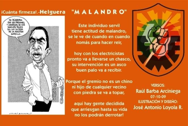 2009 10 07 Malandro (01)