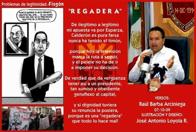 2009 10 07 Regadera (01)
