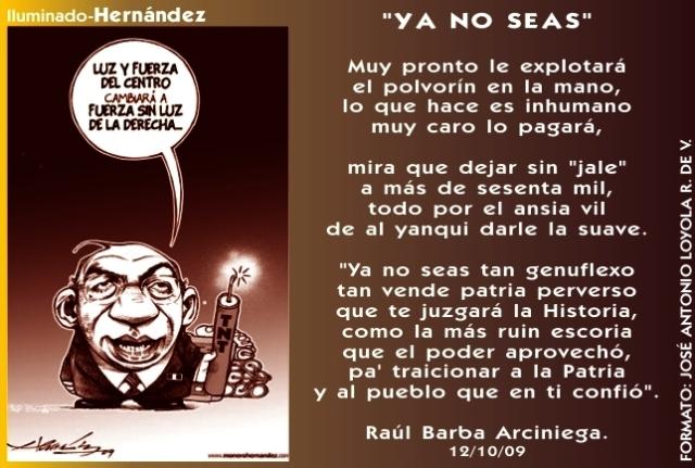2009 10 12 Ya No Seas (01)