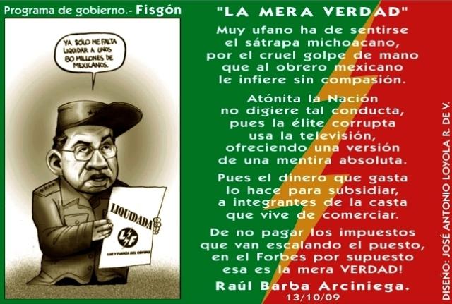 2009 10 13 La Mera Verdad (01)
