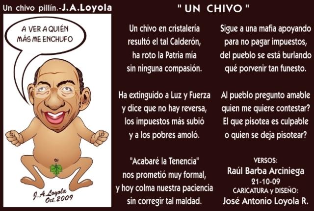 2009 10 21 Un Chivo (01)