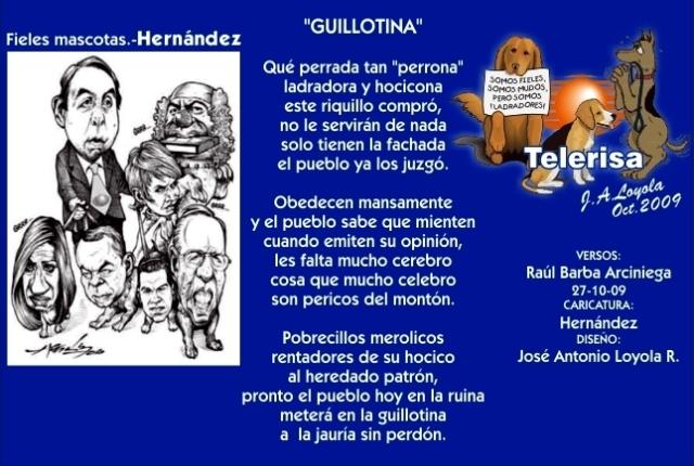 2009 10 27 Guillotina (01)